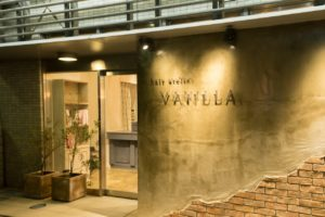VANILLA(バニラ)大宮店 店前
