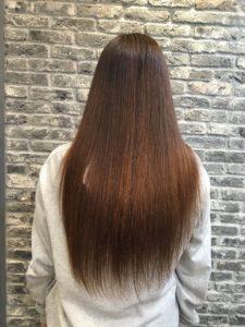 VANILLA【バニラ】大宮店 ロングヘア―back