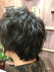 VANILLA【バニラ】大宮店 スタッフ ショートカットヘア パーマ