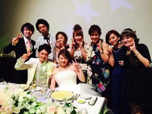 VANILLA【バニラ】大宮店 スタッフの結婚式