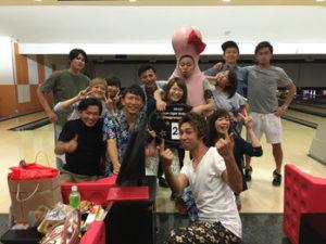 VANILLA【バニラ】大宮店 ボウリング大会