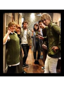 VANILLA【バニラ】大宮店スタッフ集合写真