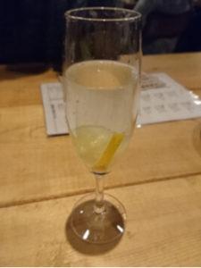 柚子スパークリング