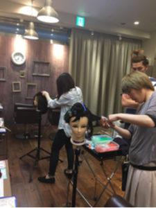 VANILLA【バニラ】大宮店 営業後の練習