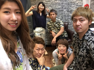 VANILLA【バニラ】大宮店スタッフ集合