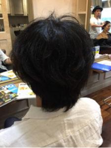 VANILLA【バニラ】大宮店のメンズカット
