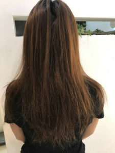 VANILLA【バニラ】大宮店の縮毛矯正
