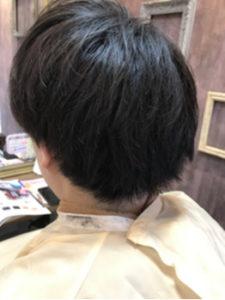 VANILLA【バニラ】大宮店のメンズカットマッシュヘア―