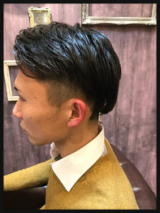 VANILLA【バニラ】大宮店 メンズ刈り上げ