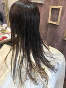 VANILLA【バニラ】大宮店 ロングヘア―の女性イメチェン