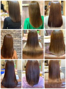 美容室VANILLA大宮店の髪質改善エステのイメージ